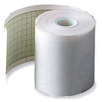 Medi-Trace Single Channel Chart Paper, Plain, Marquette/Hp