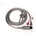 3-Lead Cable, Zoll Compatible