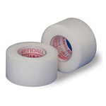 Kendall Hypoallergenic Clear Tape, 1inch