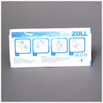 Zoll Electrodes, 3 Lead