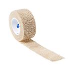 Curaplex Cohesive Bandage, Tan, 1inch