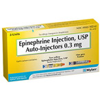 Epinephrine, 0.3mg, Autoinjector