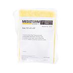 Curaplex Emergency Highway Blanket, Tissue/Poly, 56in x 90in, Yellow