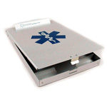 Posse Box Jr. Clipboard, w/ Star of Life