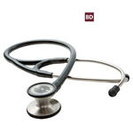 Adscope 601 Convertible Cardiology Stethoscope, Burgundy