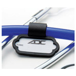 Stethoscope Identification Tag, for All ADC Scopes, Black