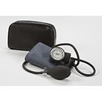 Prosphyg 775, incl Black Enamel Gauge, Zippered Carrying Case, Size 11 Adult, Navy Blue