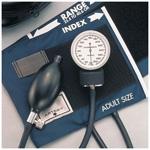 Prosphyg 775, incl Black Enamel Gauge, Zippered Carrying Case, Size 10 Sm Adult, Navy Blue