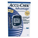 Accu-Chek Advantage Glucose Monitor Care Kit, *Discontinued*