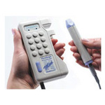 Dopplex Mini Non-Directional Doppler, w/5 MHz Probe, incl Headphones and Carrying Bag