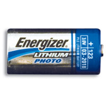 Energizer EL123A Lithium Battery For Zoll AED