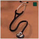 Littmann Master Cardiology Stethoscope, 27inch, Hunter Green Tube