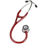 Littmann Cardiology III Stethoscope, 27in, Burgundy Tube *Limited QTY*
