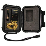 Onyx Justice Mark II, Hard Case, Compartment, Black