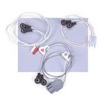 Physio-Control Quick Combo Training Cables