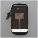 Carry Case, Series 8500, Rugged, Compact,  Ready-to-Use, Convenient Storage Pouches, Black