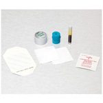 IV Start Kit, incl Suresite Dressing, Gauze, Alcohol Pad, PVP Ampule, Tape, LF Tourniquet