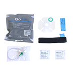 NIO, GO Intraosseous Start Kit, Alcohol pads, Nio Fixation, Connector, 3 Way Stop Cock