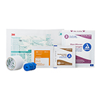 IV Start Kit, incl Tegaderm IV Dressing, Clear Tape, Alcohol Prep Pads, Gauze Sponge, Tourniquet