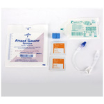 Tegaderm IV Start Kit w/8inch Needleless Ext Set, Tegaderm Dressing and Prep Pads *discontinued*