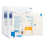 Curaplex IV Start Kit, Incl Veni-Gard Dressing, Prep Pads, Gauze, Tourniquet and Extension Set 50/Cs