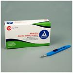 Medicut Safety Scalpel, No 15, Sterile, Disposable