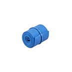 Curaplex Tourniquet, 1in x 18in, Rolled, Blue