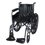 SunMark Wheelchair, 18inch