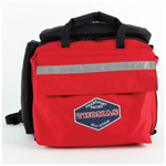 Thomas EMS Heating Pack w/o Contents, 12inch x 14inch x 7inch, Red