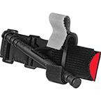 Combat Application Tourniquet (CAT), One-handed Tourniquet Utilizing Windlass System, Tactical Black