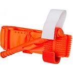 Combat Application Tourniquet (CAT), One-handed Tourniquet Utilizing Windlass System, Orange