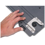Engel Transit Slide-Loks, Vehicle Mounting Plate for MT17 and MT27 Engel Fridge-Freezers