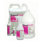 CaviCide Surface Disinfectant, Bottle with Faucet, 2 1/2gallon