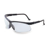 Uvex, Genesis Glasses Black Frame / Clear Lense