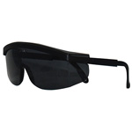 Expo Safety Glasses, Single Use, Smoke Lense