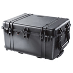 Pelican 1630 Transport Case, No Foam, Black