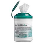 Sani-Cloth HB Germicidal Disp Wipes, No Alcohol, LG, 6inch x 6 3/4inch, 160/tub