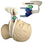 Grip-ET ET Tube Holder, XL, Fits Tubes 4.5mm-14mm, w/o Bite Block *Limited QTY*