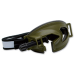 Thomas Endotracheal Tube Holder, Adult, Olive Green