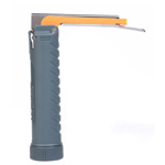 TruLite Laryngoscope Blade/Handle, Metal Blade, LED Light, Disposable, Miller 3 *Limited QTY*