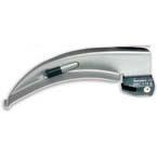 Laryngoscope Blade, LED, Disposable, Stainless Steel, Macintosh, 3 Medium Adult