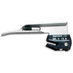Laryngoscope Blade, LED, Disposable, Stainless Steel, Miller, 0 Newborn