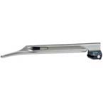 Laryngoscope Blade, LED, Disposable, Stainless Steel, Miller, 3 Medium Adult