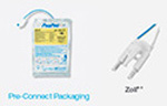 PadPro Multifunction Defib Pads, Radiotranslucent, Zoll Connector, Pre-Connect Packaging, 6in x 4.25in, Adult/Child Greater than 10kg
