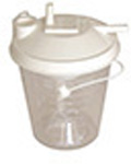 Suction Canister Package for LCSU 3, Disposable, 800ml