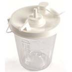 Suction Canister for LCSU 3, Disposable, 800ml
