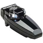 Flashlight, VB3 LED, Model 2220, Black, Clip