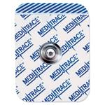 Medi-Trace 850 Electrodes, Foam, 1 3/8inch x 1 7/8inch, Radiolucent, 50/pk