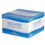 Medi-First Anti-fungal Cream, 1/32oz packet 144/bx*Discontinued*
