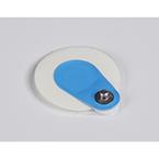 BlueSensor SP Monitoring Electrode,MED, Adult ,Pedi Stud, Foam Backing, Wet Gel, 4/pk